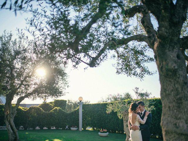 Il matrimonio di Luca e Rosaria a Trinitapoli, Foggia 104
