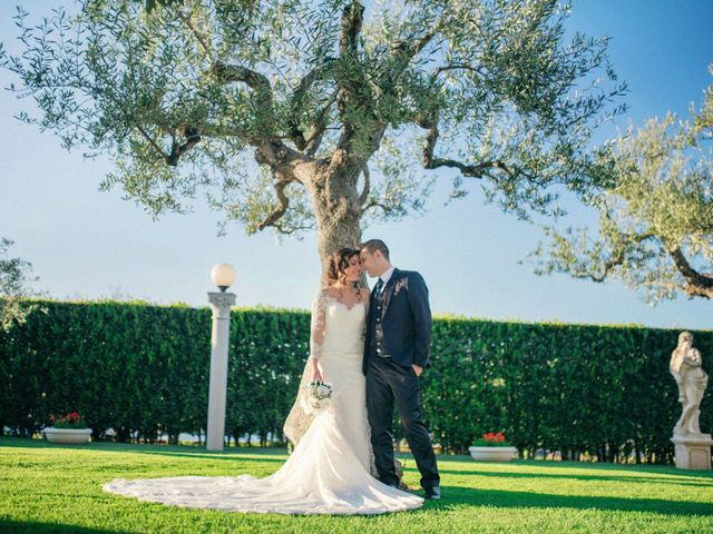 Il matrimonio di Luca e Rosaria a Trinitapoli, Foggia 107