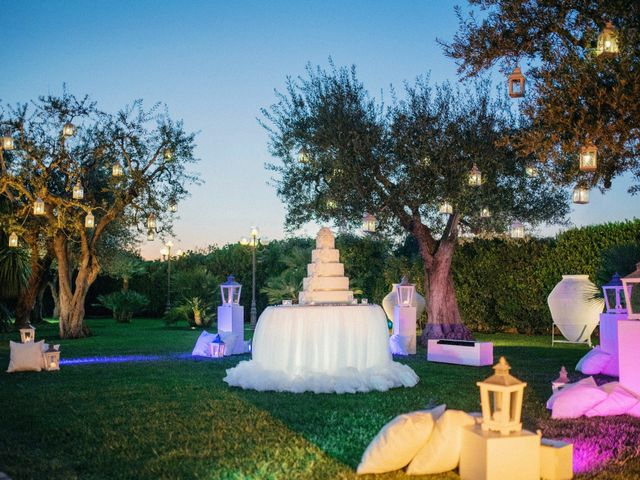 Il matrimonio di Luca e Rosaria a Trinitapoli, Foggia 111