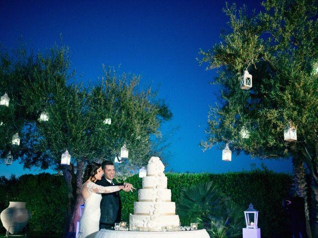 Il matrimonio di Luca e Rosaria a Trinitapoli, Foggia 112