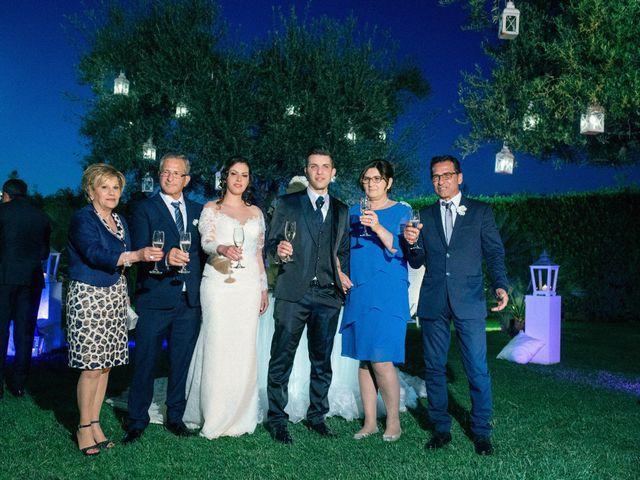 Il matrimonio di Luca e Rosaria a Trinitapoli, Foggia 114