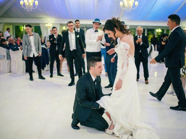 Il matrimonio di Luca e Rosaria a Trinitapoli, Foggia 118
