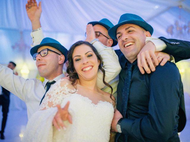 Il matrimonio di Luca e Rosaria a Trinitapoli, Foggia 121