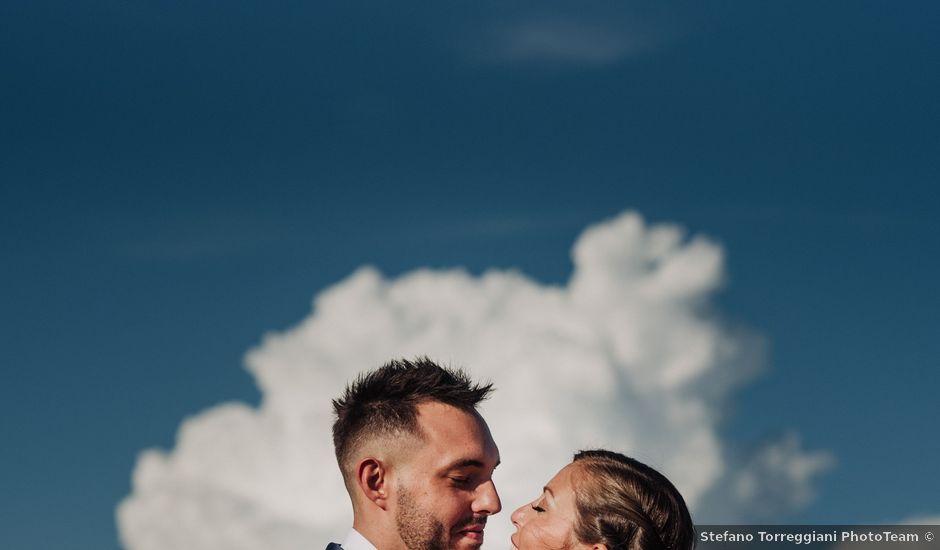 Il matrimonio di Luca e Linda a Vignola, Modena
