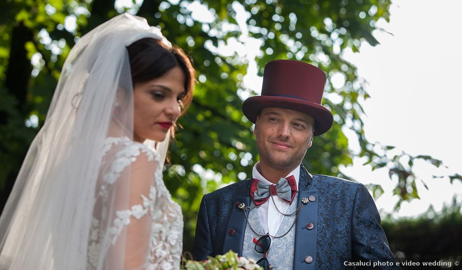 Il matrimonio di Alessio e Giorgia a San Giovanni Lupatoto, Verona