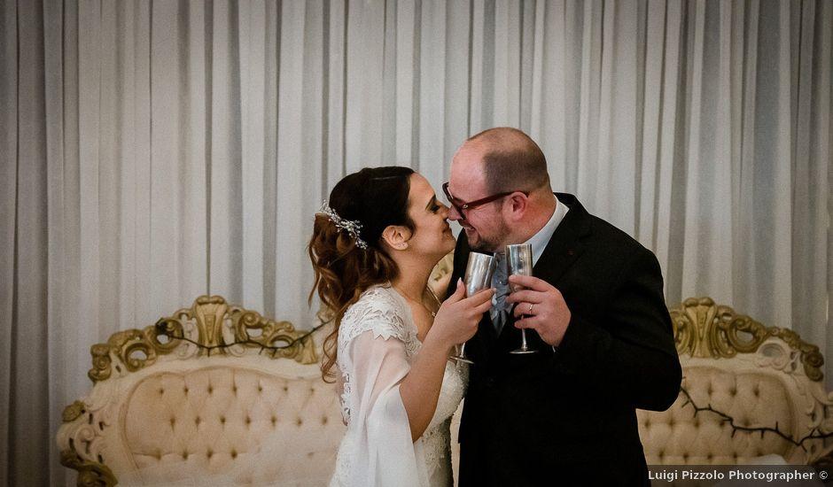 Il matrimonio di Tommaso e Alessia a Taviano, Lecce