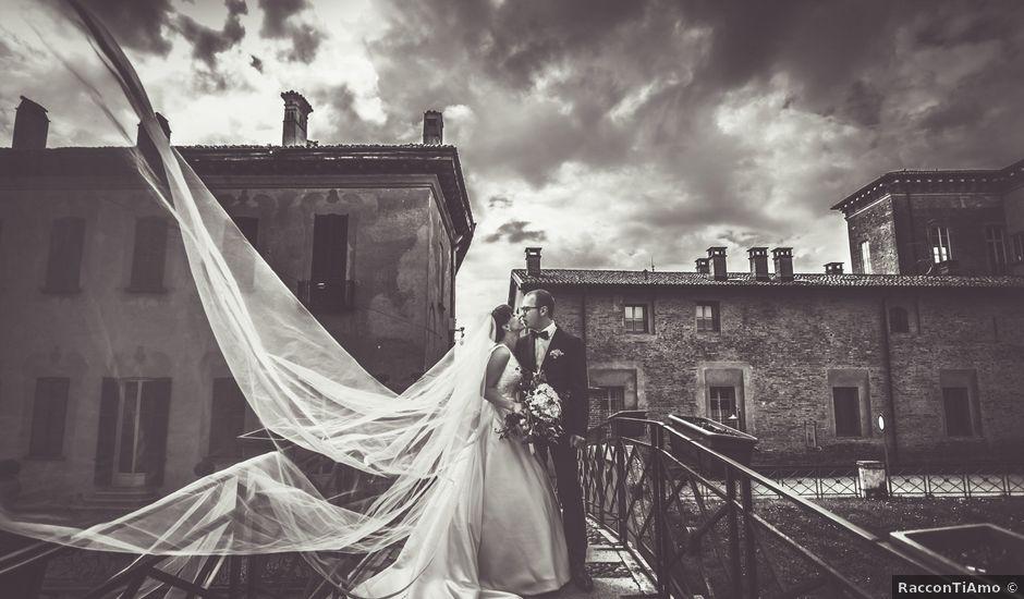 Il matrimonio di Davide e Giulia a Robecco sul Naviglio, Milano