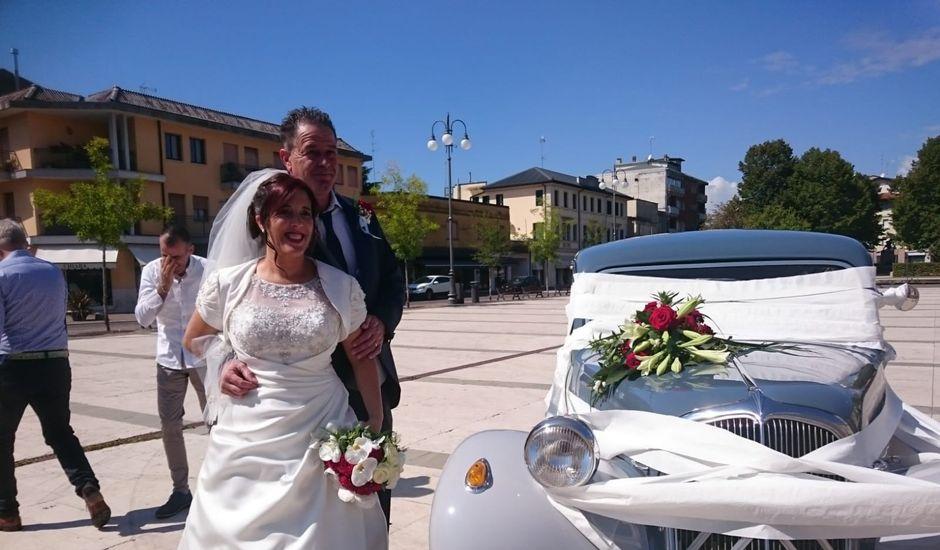 Il matrimonio di Yvan e Dolores  a Azzano Decimo, Pordenone