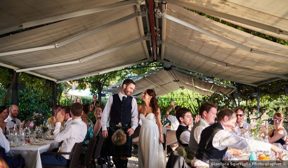 Il matrimonio di James e Margherita a Varese, Varese
