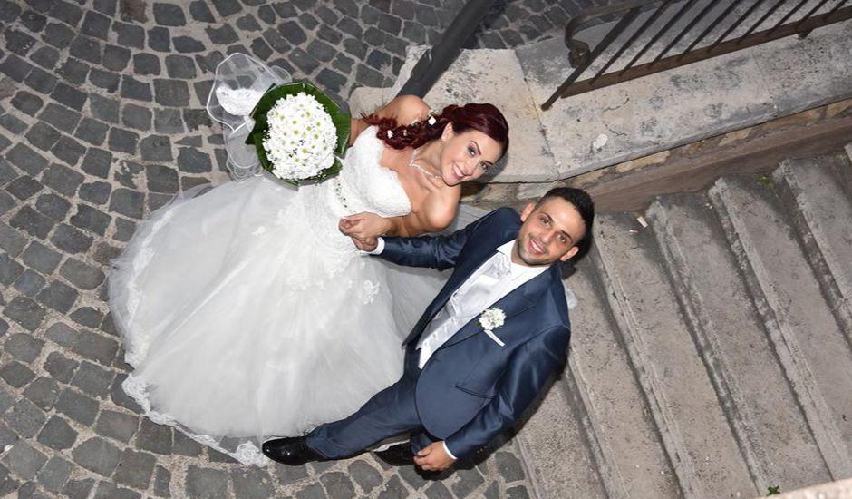 Il matrimonio di Stefano  e Irene  a Guidonia Montecelio, Roma