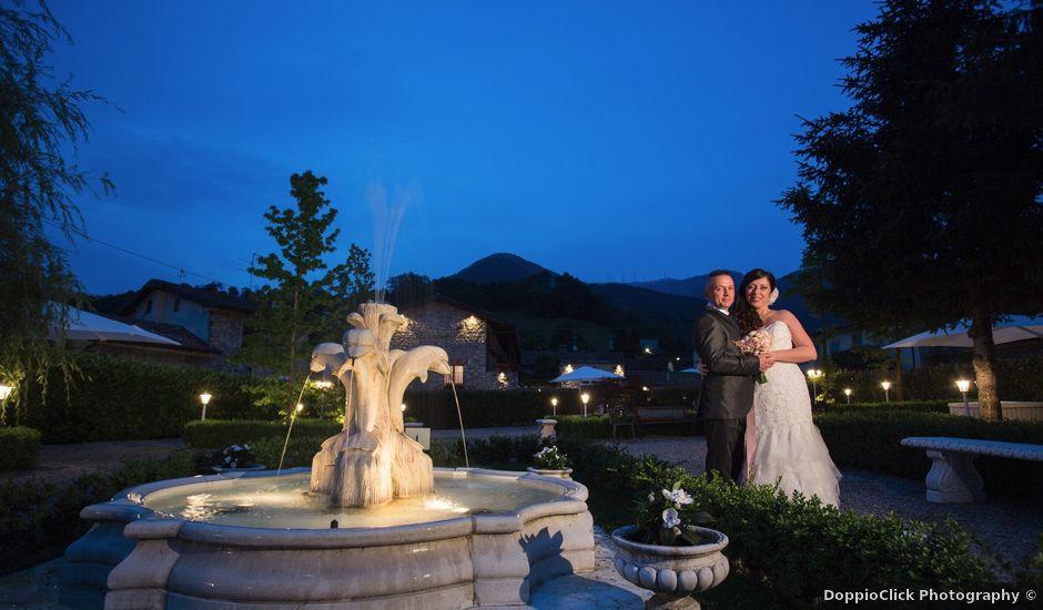 Il matrimonio di Andrea e Gessica a Besana in Brianza, Monza e Brianza