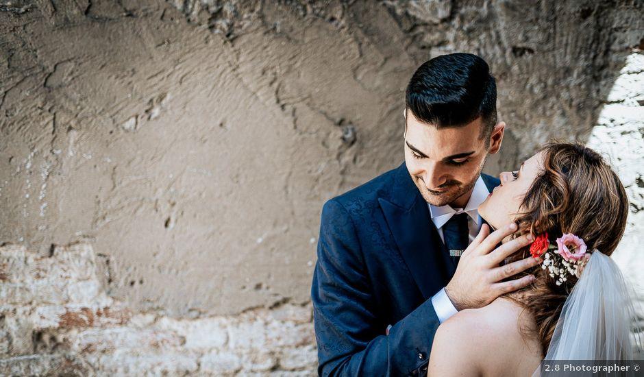 Il matrimonio di Simone e Simona a Tocco da Casauria, Pescara