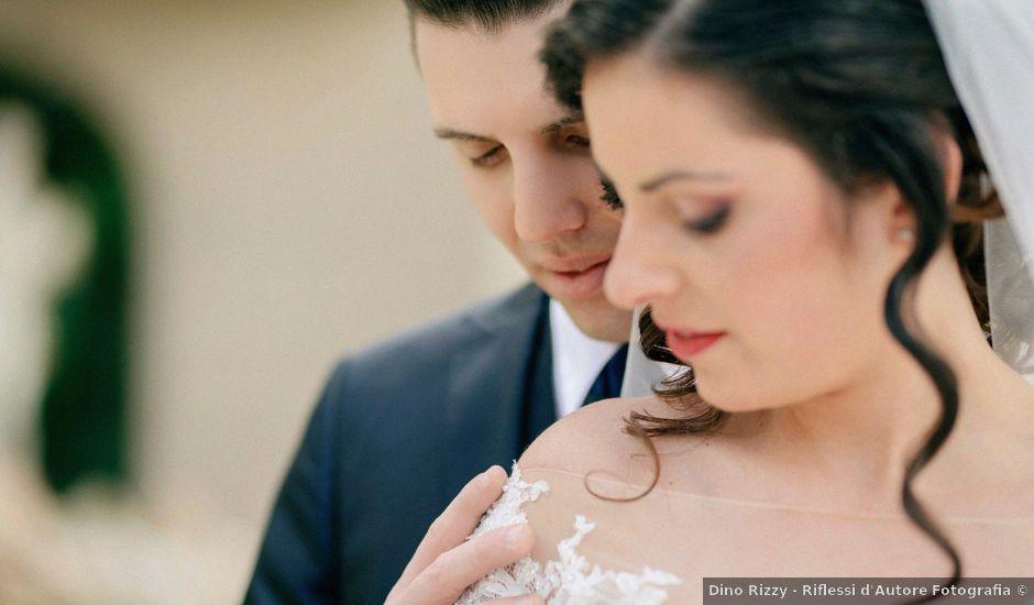 Il matrimonio di Luca e Rosaria a Trinitapoli, Foggia