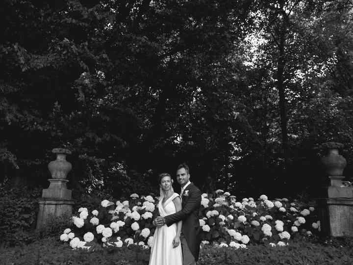 le nozze di Fjola e Claudio