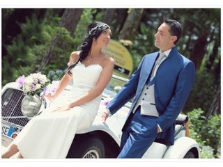 Le nozze di Silvia e Ruggero