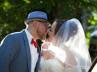Le nozze di Manola e Ivan