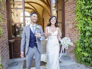 Le nozze di Christian e Hayley 2
