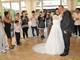 Le nozze di Enzo e Pamela