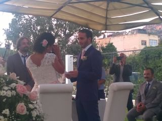 Le nozze di Emanuela e Francesco 1