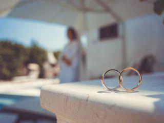 Le nozze di Claire e Luca 3