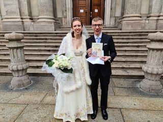 Le nozze di Ambra  e Simone
