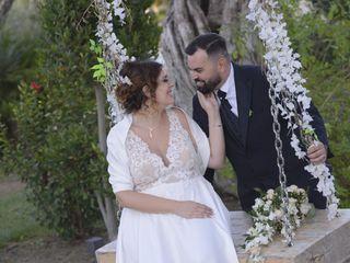 Le nozze di Andrea  e Monica