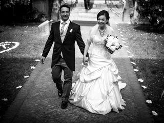 Le nozze di Tina e Alessandro