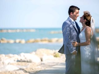 Le nozze di Elke e Dany
