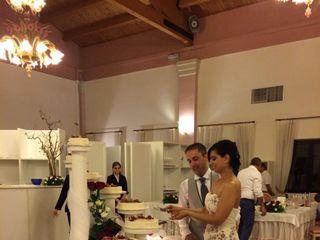 Le nozze di Lorenzo e Giorgia 1