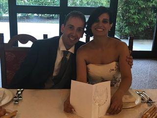 Le nozze di Lorenzo e Giorgia