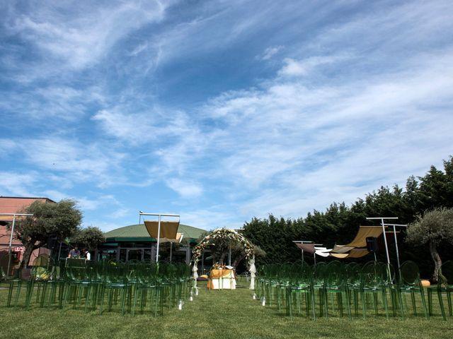Il matrimonio di El Mahi Chakib e Cinzia a Cherasco, Cuneo 7