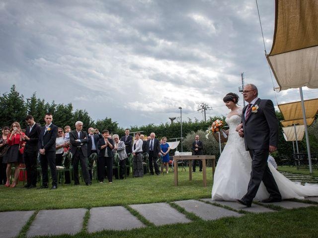 Il matrimonio di El Mahi Chakib e Cinzia a Cherasco, Cuneo 12
