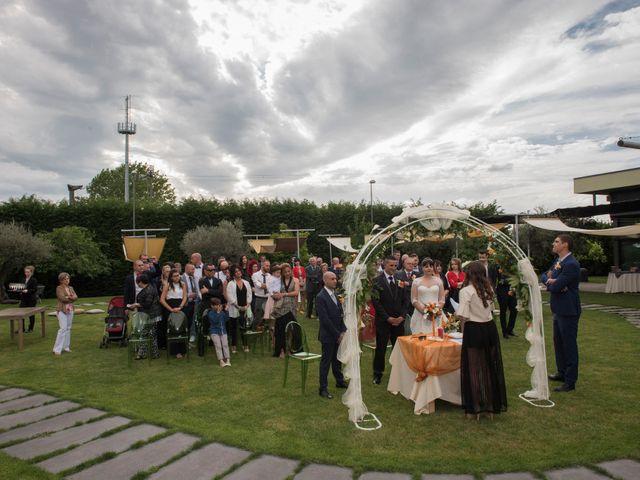Il matrimonio di El Mahi Chakib e Cinzia a Cherasco, Cuneo 13