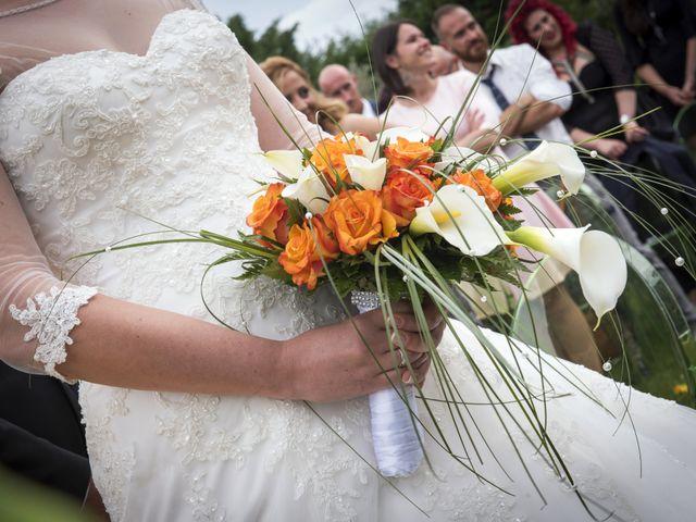 Il matrimonio di El Mahi Chakib e Cinzia a Cherasco, Cuneo 14