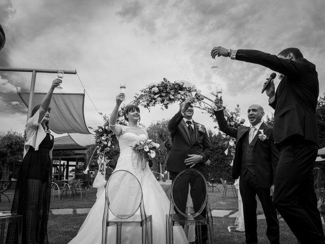 Il matrimonio di El Mahi Chakib e Cinzia a Cherasco, Cuneo 15