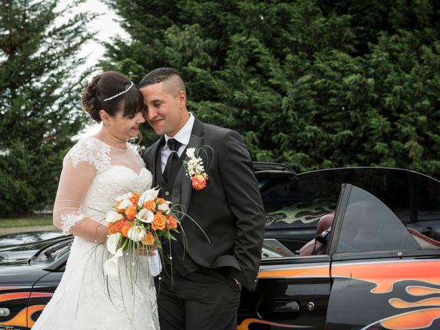 Il matrimonio di El Mahi Chakib e Cinzia a Cherasco, Cuneo 18