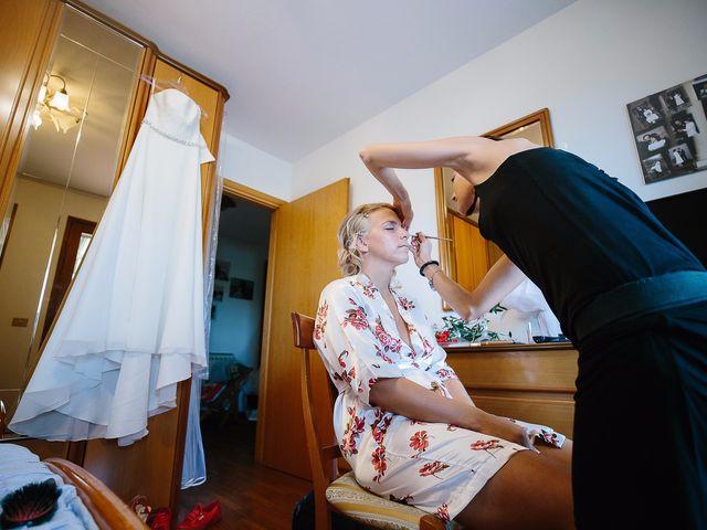 Il matrimonio di Massimo e Sara a Flaibano, Udine 6