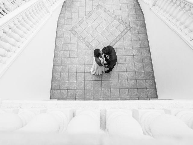 Le nozze di Antonella e Roberto