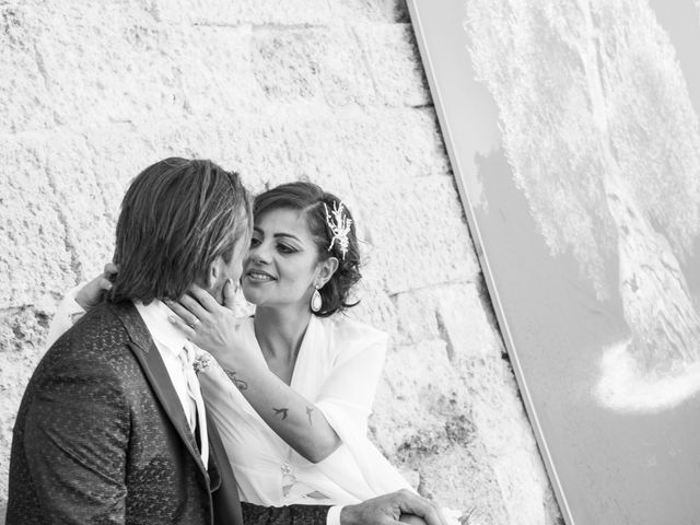 Il matrimonio di Roberto e Antonella a Monopoli, Bari 10