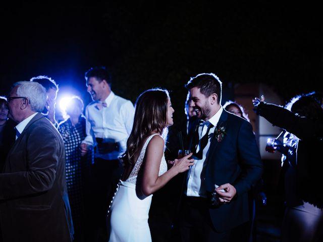 Il matrimonio di Matt e Aisha a Sinalunga, Siena 32
