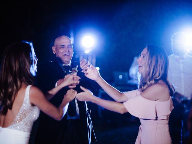 Il matrimonio di Matt e Aisha a Sinalunga, Siena 34