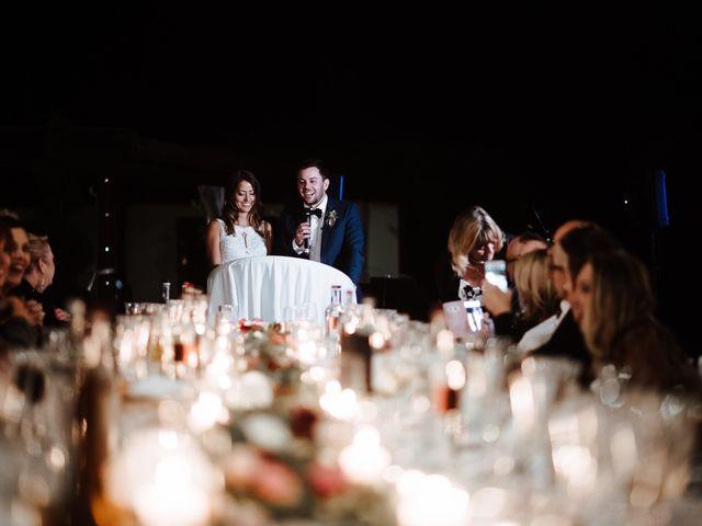 Il matrimonio di Matt e Aisha a Sinalunga, Siena 29