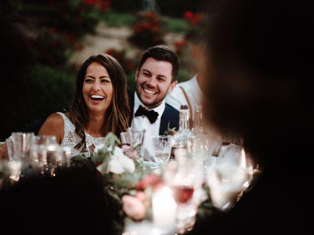 Il matrimonio di Matt e Aisha a Sinalunga, Siena 26