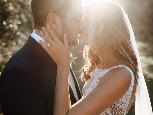 Le nozze di Aisha e Matt