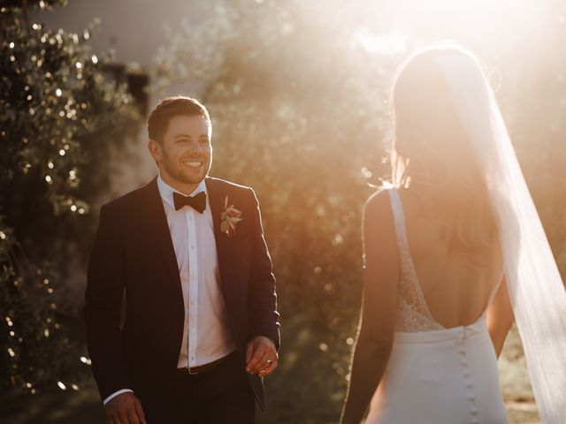 Il matrimonio di Matt e Aisha a Sinalunga, Siena 23