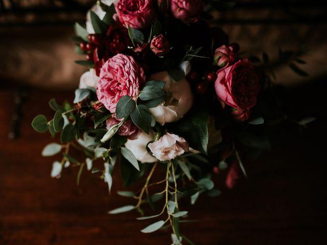 Il matrimonio di Matt e Aisha a Sinalunga, Siena 6