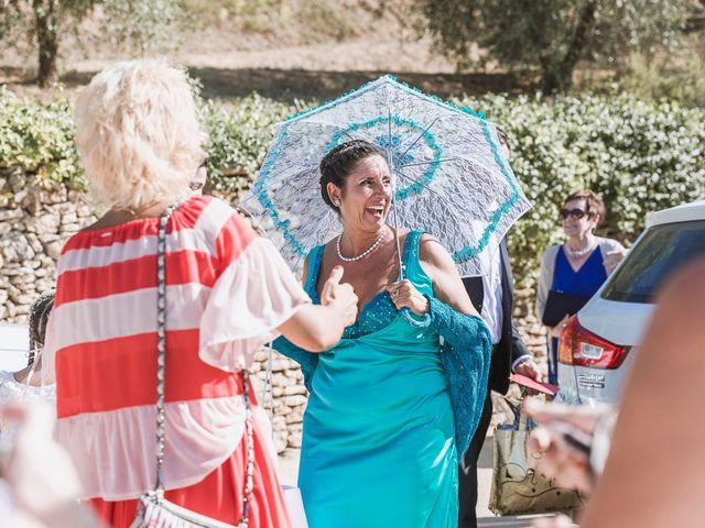 Il matrimonio di Gianni e Giada a Terricciola, Pisa 21
