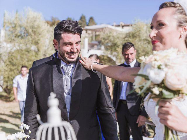 Il matrimonio di Gianni e Giada a Terricciola, Pisa 25