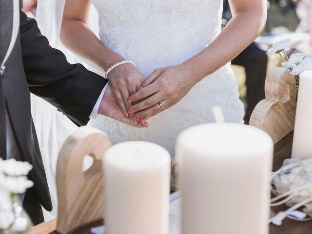 Il matrimonio di Gianni e Giada a Terricciola, Pisa 29