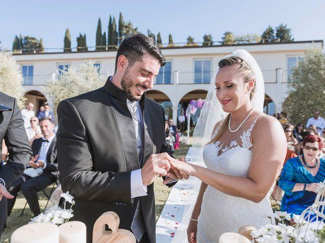 Il matrimonio di Gianni e Giada a Terricciola, Pisa 30
